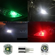 angeno VW TIGUAN 12 v 5 w T10 CREE lens LED rascal light  and LED Clearance  fog lamp (2pcS(China (Mainland))