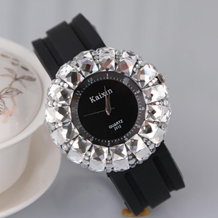 Elegant women rhinestone watch fashion steel ladies watch vintage women dress watch quartz brand luxury girl