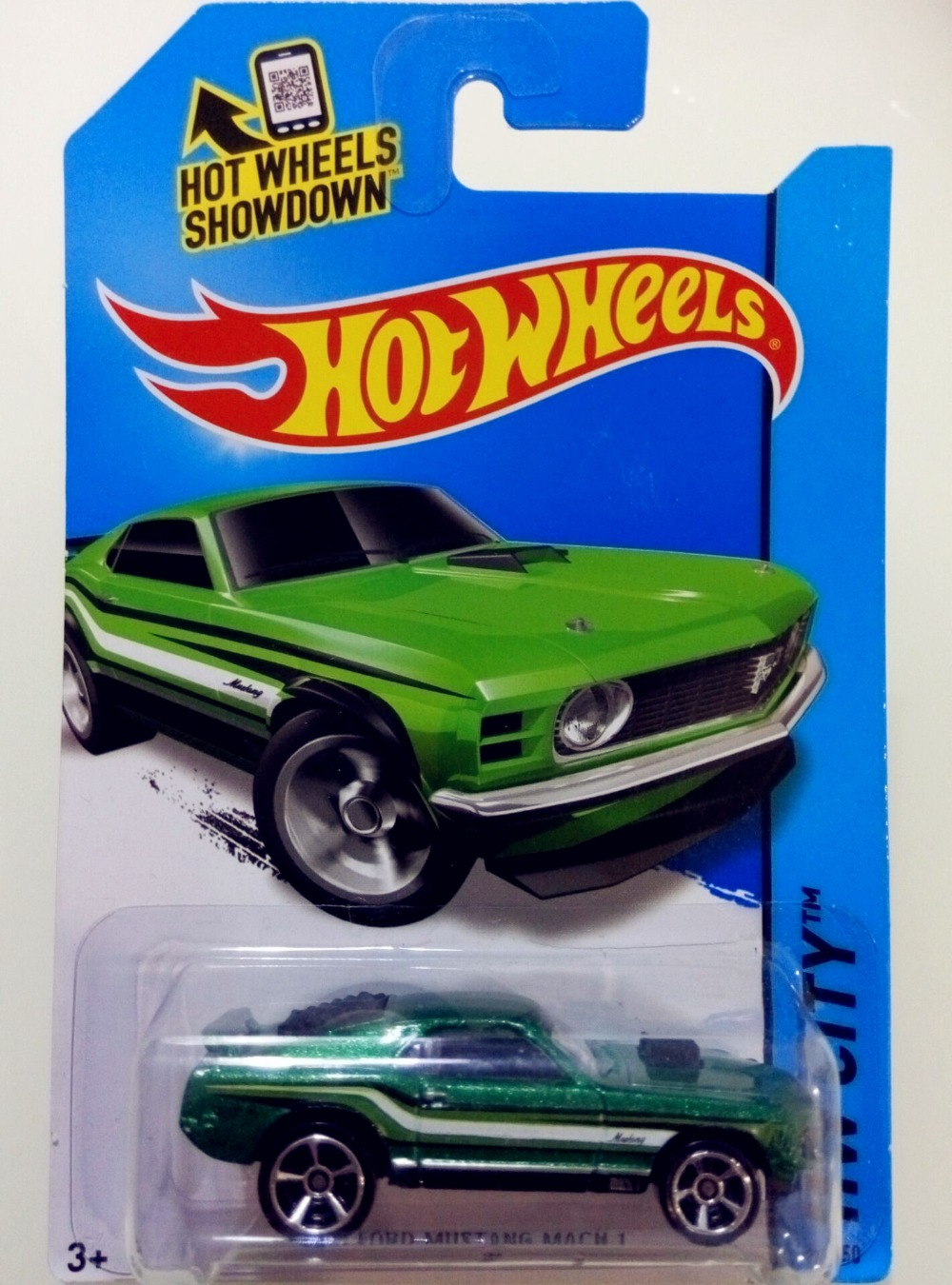 70 FORD MUSTANG MACH 1,Whosale Genuine Boy girl children Toys sport car HOT WHEELS Metal models Toys With Original Box(China (Mainland))