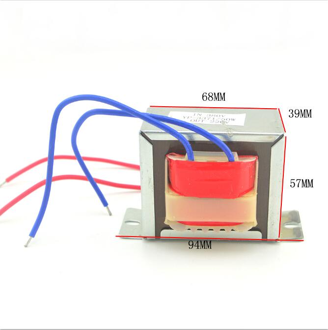 Input :380V, Output: 220V/50W,  transformer power supply transformer Electric Power Transformer EI Ferrite Core<br><br>Aliexpress
