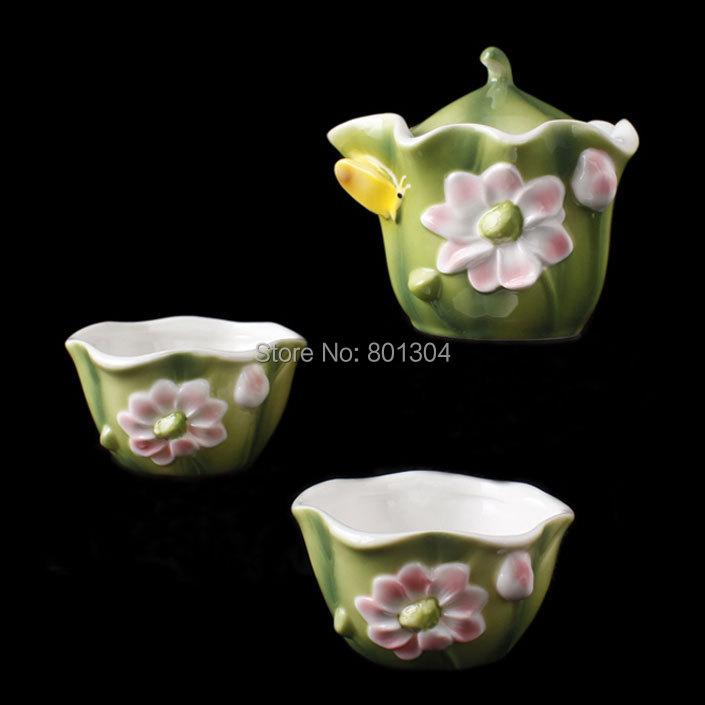 цены Посуда He Hua Cha Xiang