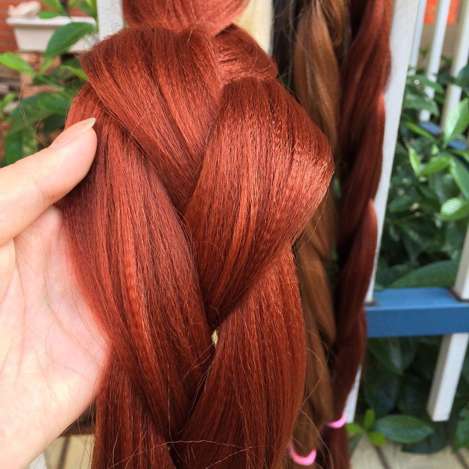 Expression Hair Color Hair Bulk Expression Hair