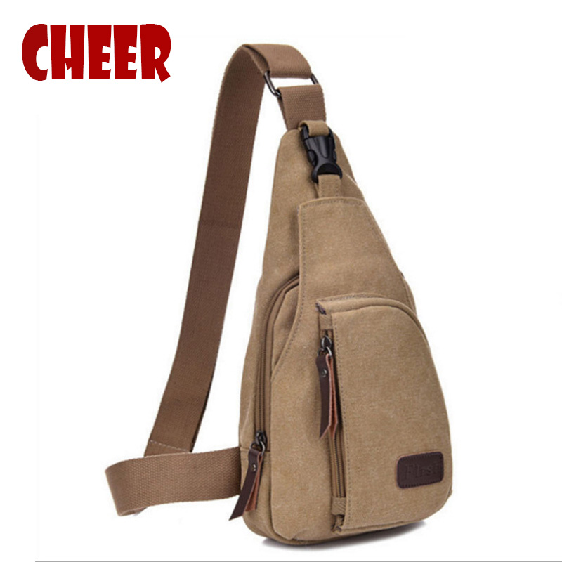 2017 Special Offer Polyester Hard New Man Shoulder Bag Men Canvas Casual Military Chest Canva Small Crossbody Men's Should(China (Mainland))
