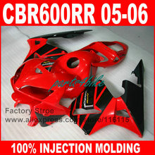 Buy 7gifts 100% Injection mold motorcycle fairings kit HONDA F5 2005 2006 CBR600 RR 05 06 CBR600RR red black fairing bodykits for $303.60 in AliExpress store