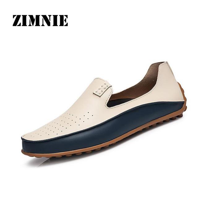 Лето причинно мужской обуви мокасины высокое качество из натуральной кожи мокасины ...