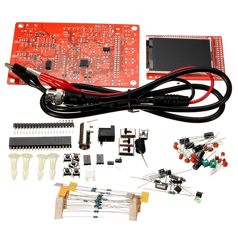 Best combination diy digital oscilloscope for arduino kit