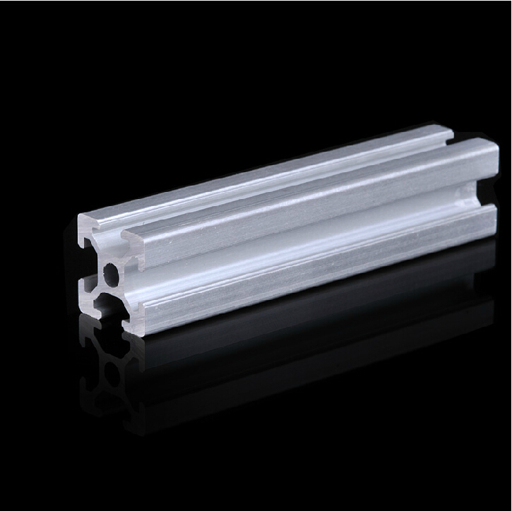 3D Printer frame Aluminum Profiles 2020 extrusions T-slot Aluminum Pipe Profile Grade 6063 500mm Long All Length in Stock(China (Mainland))