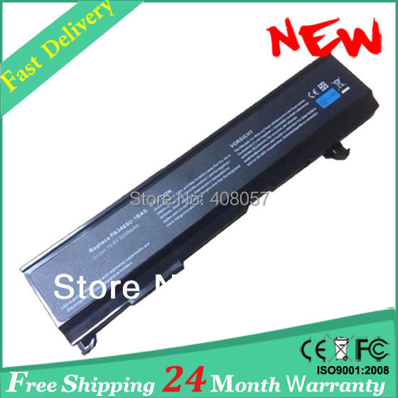 Battery For Toshiba Satellite AW4 A100 A110 A105 A135 A80 A85 M105 M115 M40-276 M45 M50 M55 M70 Pro A100-532 Pro M70(China (Mainland))
