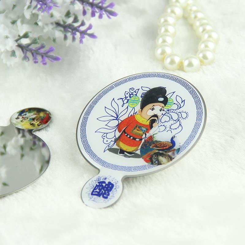 Oferta de desconto fantasia Comestic espelhos de aço inoxidável para venda DBS116(China (Mainland))