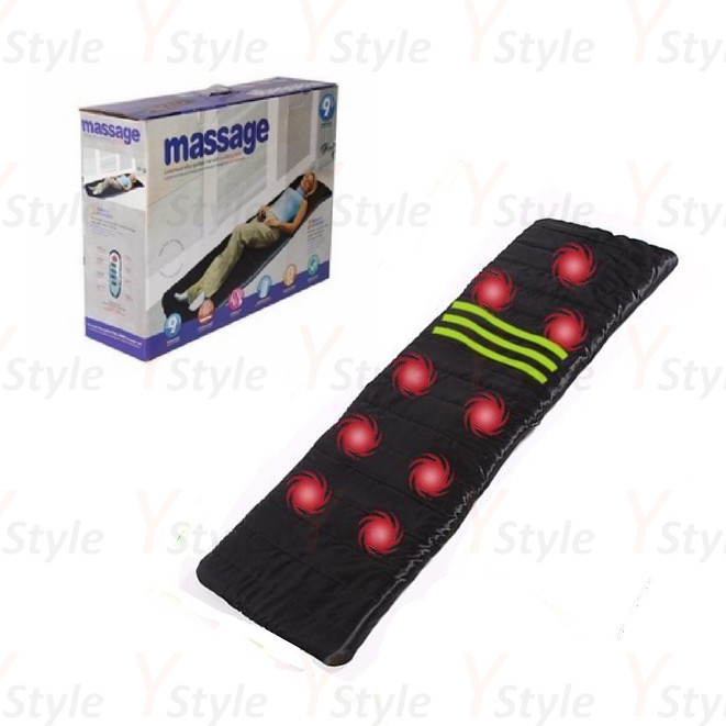 Electric Massage Mattress Vibrating Cushion Motors & Far Infrared Heating - DAYSUN ELECTRONIC CO., LIMITED store
