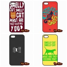 Friends Funny Phoebe Smelly Cat Cover Case For LG Nexus 4 5 L70 L90 Huawei P6 P7 P8 Lite Mate 8 Sony Xperia Z1 Z2 Z3 Z3 Z4 Z5(China (Mainland))