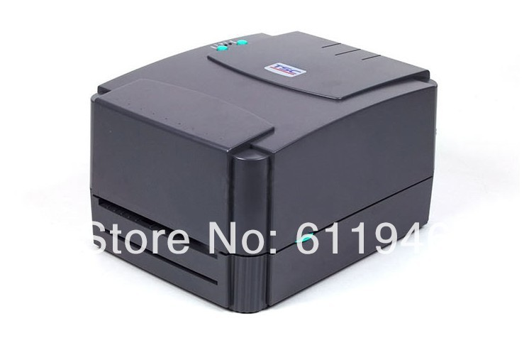 1pc Free ship by DHL 2014 New TSC B-2404 Label Printer Desktop thermal thansfer barcode printer USB port desktop thermal printer(China (Mainland))