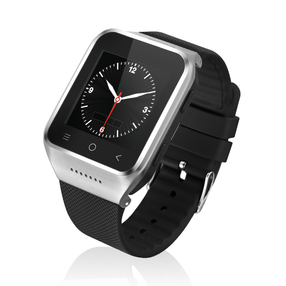 2015 android Smart 3G Watch phone WIFI GPS Dual Core 5MP Camera Android 4.4 GSM/WCDMA Multi-Touch SIM Card TF Support wearable(China (Mainland))