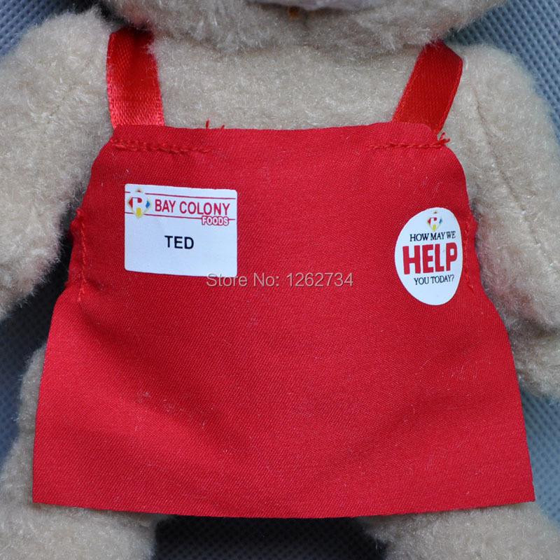 Teddy Ted Bear-8inch-65g-9.5-E