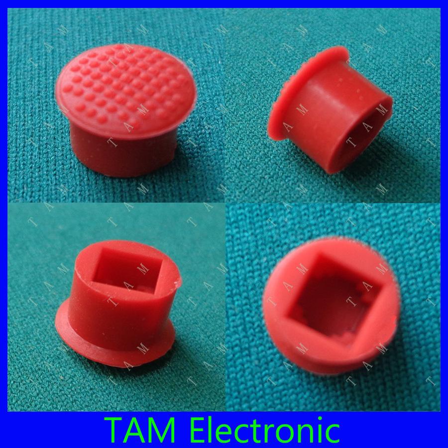 الجملة قطعة 1000/ الكثير مؤشر trackpoint قبعة حمراء لباد ibm لأجهزة الكمبيوتر المحمول لينوفو لوحة المفاتيح ماوس trackpoint قبعات