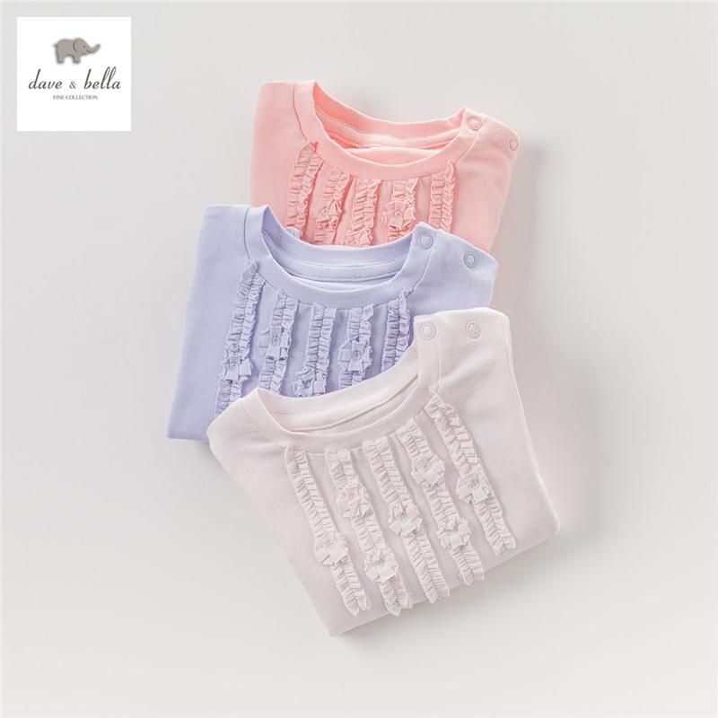 Db4261 dave bella autumn baby girl lavender t shirt infant for Newborn girl t shirts