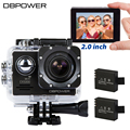 DBPOWER EX5000 2 0inch WIFI 1080P Waterproof Sports Action Camera 14MP Sport Cam SJ5000 with 2