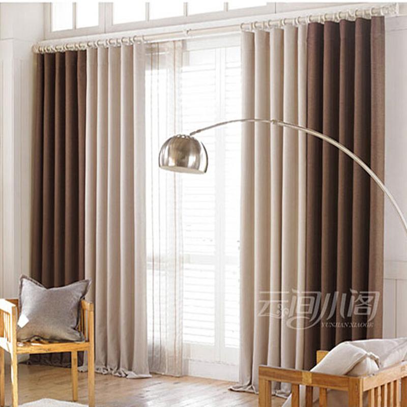 rideaux salle sejour 15 idees magnifiques accueil design. Black Bedroom Furniture Sets. Home Design Ideas