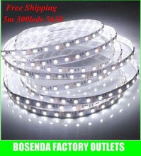 Buy BSOD SMD 5630 LED Strip 60 pcs/meter Input DC12 Votage Safe Flexible Sanan chip Non-waterproof IP33 White for $6.90 in AliExpress store