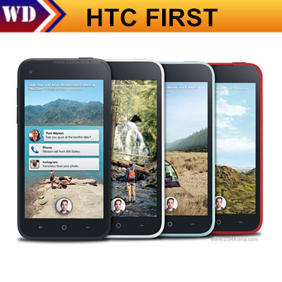 Original HTC First Unlocked Cell Phone 4G Android Smartphone Dual-core Internal 16GB Memory 5MP Camera(China (Mainland))