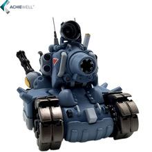 Видео Компьютерная Игра Metal Slug Танк Модель Фигурку С Оружием Мини Симпатичные Коллекция Собрать Игрушки Kid Взрослый Подарок Куклы(China (Mainland))
