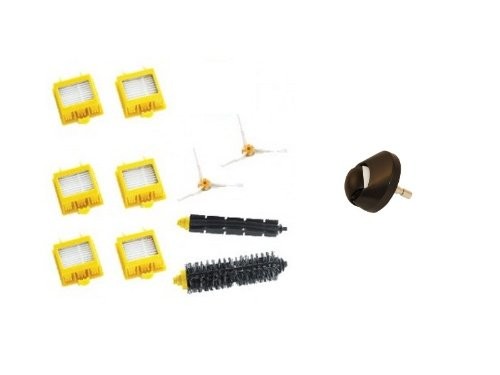 Caster Assembly Front Castor wheel & Brush Kit compatible iRobot robot Roomba Serie 700 760 765 770 775 780 790 aspirateur - Gordon s Stores store