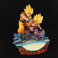 Dragon Ball Z Son Goku Kakarotto Action Figure Son Gohan Doll Kids Adult Children Christmas Birthday