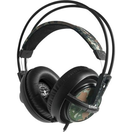 Original Brand Steelseries Siberia V2 CSGO Edition Gaming Headphone noise isolating game Headphones Headset for headphone gamer(China (Mainland))