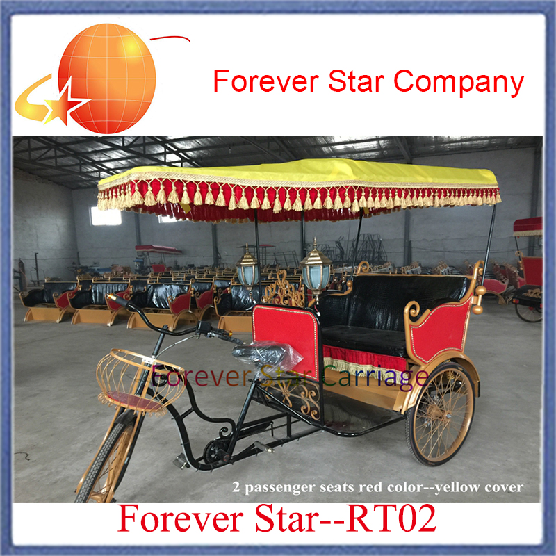 Hottest Cargo Passenger Double Usage 3 Wheel Pedicab For Sale(China (Mainland))