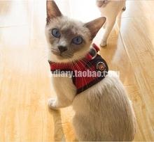 Новинка ошейник для кошек на открытом воздухе комфортабельные ремни безопасности товары для животных