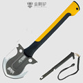 2017 New Military Survival Shovel Camping Shovels Multi Tools Pick with Carrying Pouch for Camping Hiking
