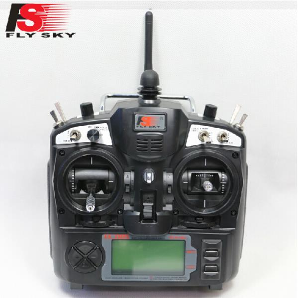 Genuine FlySky 2.4G 9CH FS-TH9X 9 Channel Transmitter + Receiver Radio System Remote Controller RC Plane Helicopter Multirotor<br><br>Aliexpress