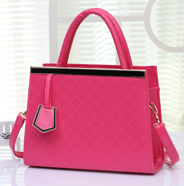 women medium handbag bag 2014 female lady fashion shoulder cross-body small red black Special Offer PU Leather nice - fashional accessories store