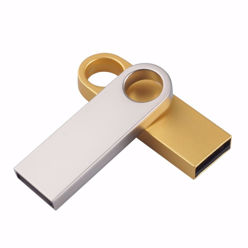 corporate gifts premium gifts USB 2.0 Flash Drive Metal Pen Drive 32GB 16GB 8GB USB Stick Pendrives Data Storage(China (Mainland))