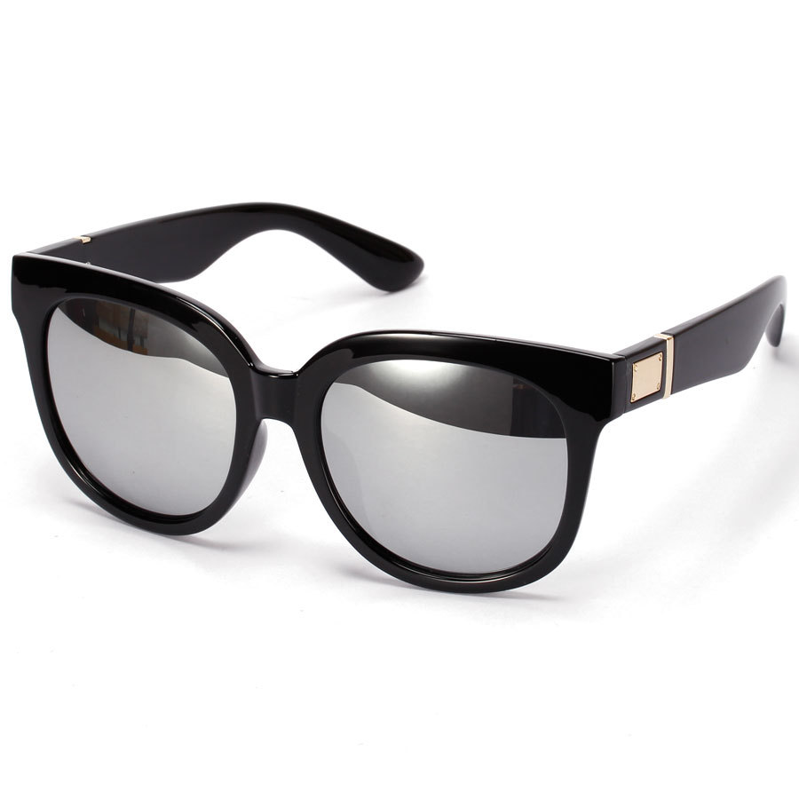 2015 Summer New Fashion Sunglass Women Shopping Working Traveling Big Box Sunglasses UV Protected brand Eyewear Sunglasses(China (Mainland))