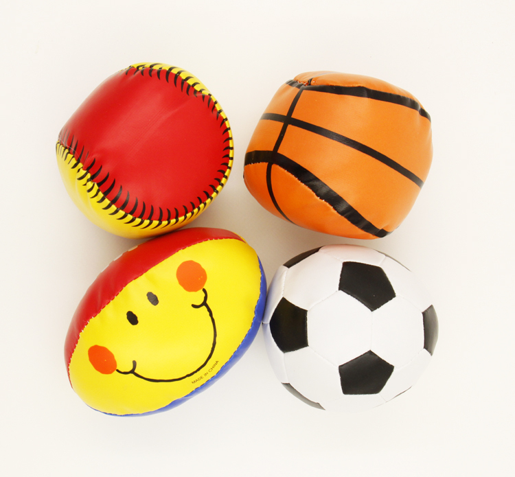Fabric Mini Sports Ball Kids Activities Football Soccer Baseball Basketball Set Sport Themed Party Favor Toy Carnival Prize(China (Mainland))