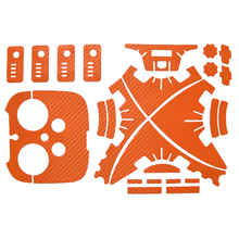 Drone UAV Stickers Accessories For DJI Phantom 3universal body and Remote controller HD stickers