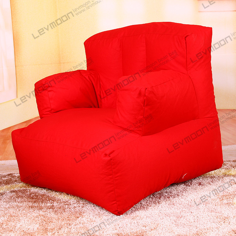 Free shipping red bean bag oversized bean bags kids bean for Oversized kids chair