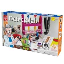 Ток 7080 включает 30X микроскоп и лабораторное оборудование более 65 мероприятий с анти-fingerprints секретные сообщения Detectolab комплект игрушки