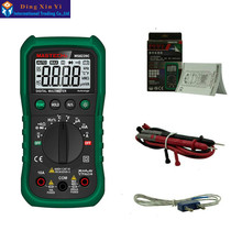 MASTECH MS8239C Digital Multimeter AC DC Voltage Current Capacitance Frequency Temperature Tester Auto range Handheld 3 3/4