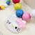 Pink Hello Kitty jelly Kids Children Necklace Bracelets jewelry jewellery sets best Christmas gifts nke-g82