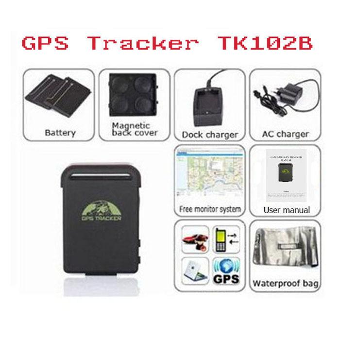 GPS-трекер Xtop GPS GPS GSM GPRS TK102B GPS