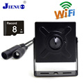 TF Card Camera IP Cameras 720P Mini Wifi Wireless P2P Home Monitor CCTV Security Camera Home