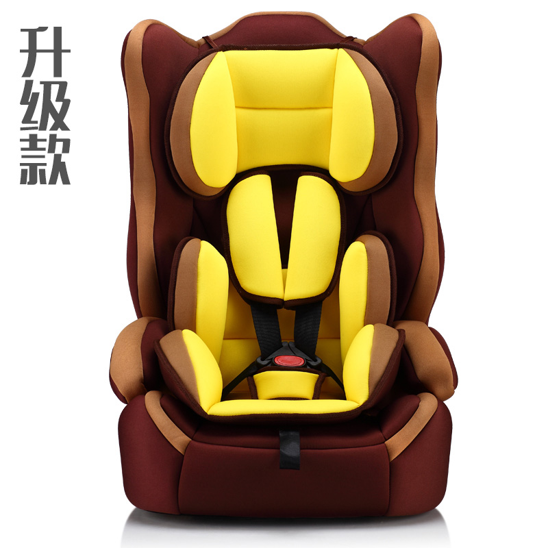 Car child safety seat baby seat car seat car seat 9 months -12 year old 3C certification(China (Mainland))