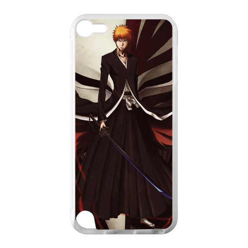Cell Phone Carrying Case Bleach Ichigo Case for iPod Touch 5(China (Mainland))