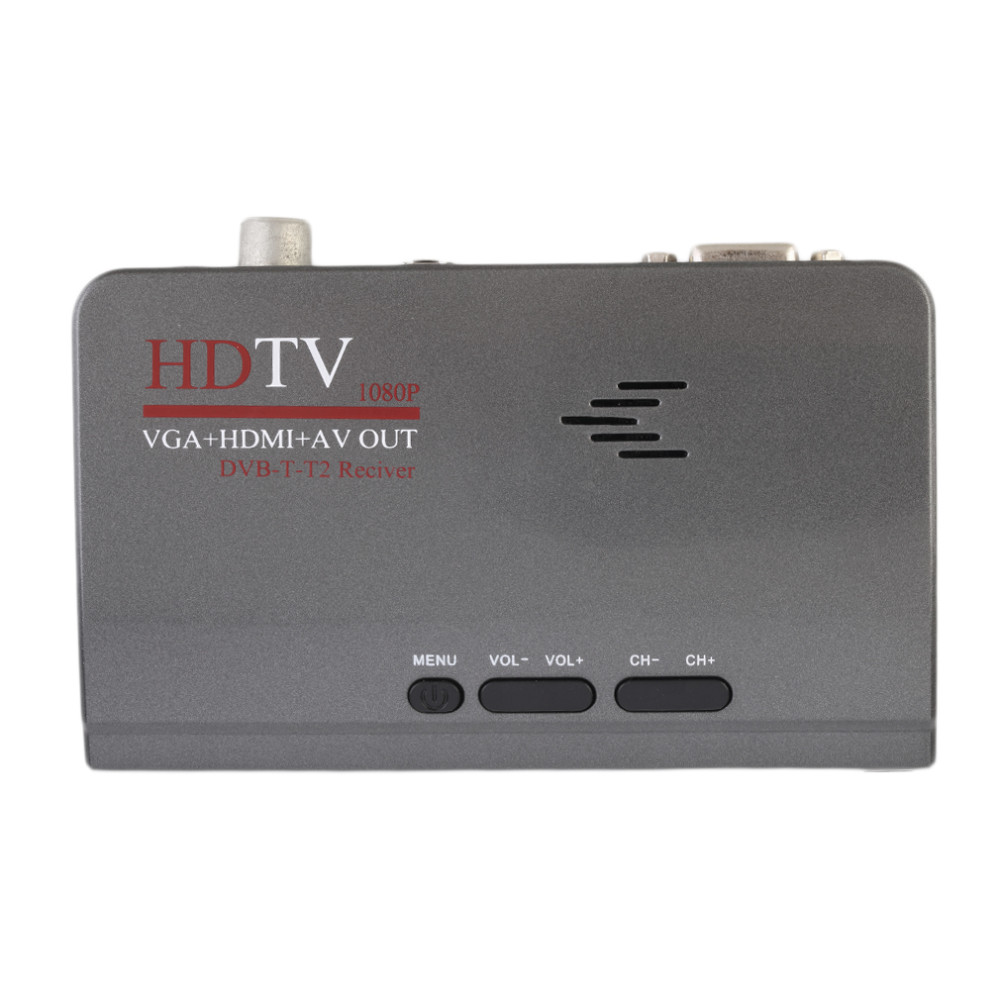 New Functional External LCD TV Box Digital Computer TV Progrtam Receiver Hot New