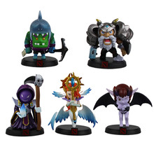 Buy 5pcs/lot Dota 2 Action Figure Anime PVC Dota2 Hero Figure Model Toys Collection / Gift Brinquedos 10.5cm Kids Toy for $7.64 in AliExpress store