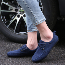 Brand Mens Flat Shoes 2015 Spring/Summer Breathable Moccasins Shoes Lazy Male Casual Shoes The Trend Of Fashion Shoes Loafers 5