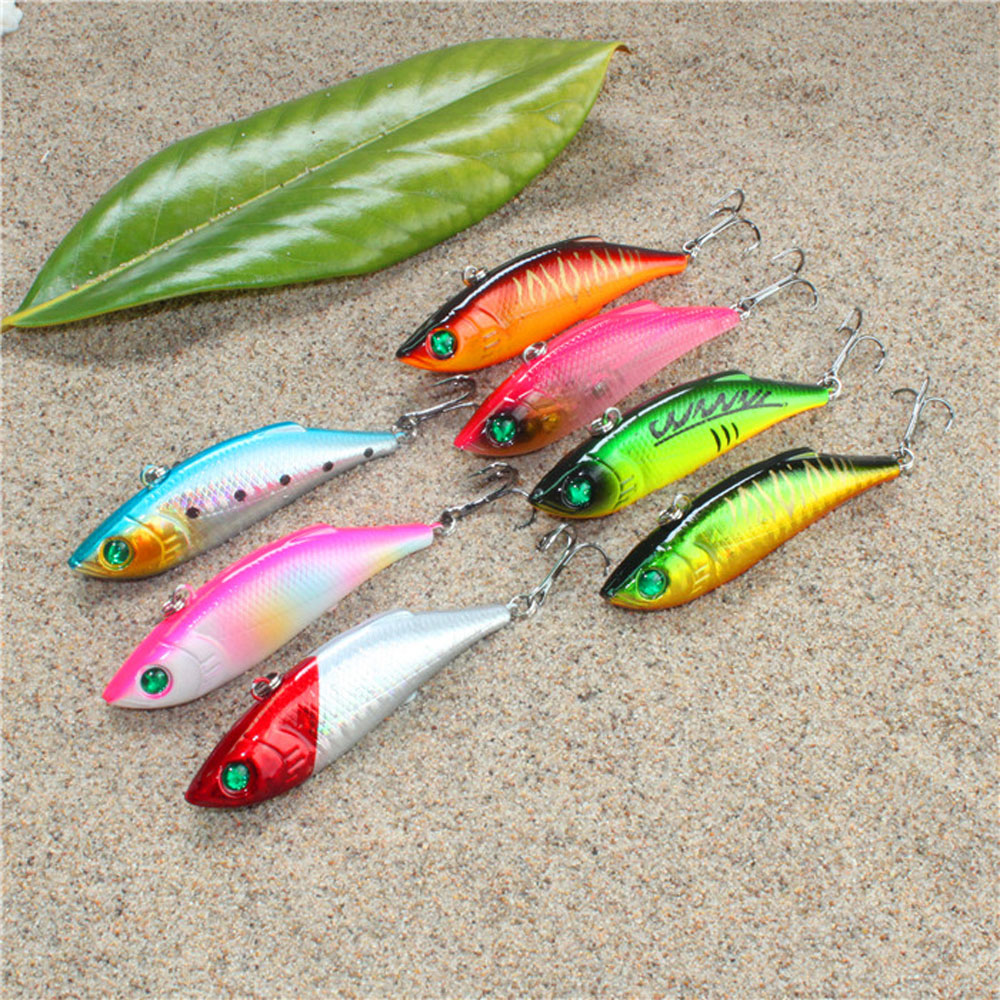 Hot sale promotion fishing tackle vib hard bait salt for Saltwater fishing lures
