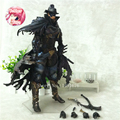 Play Arts Kai DC Variant Timeless Wild West Cowboy Batman Action Figure Statue 27cm